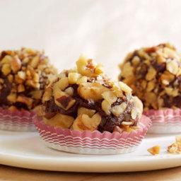 Toasted Walnut Truffles