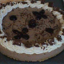 Toblerone Cheese Cake