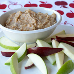 My Recipe Toffee Dip for Apples