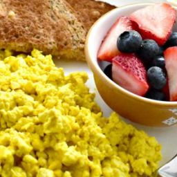 Tofu Scrambled Eggs