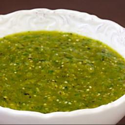 Tomatillo Salsa (Green Salsa)