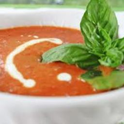 Tomato Basil Soup (best)