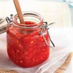 Tomato, Chilli and Coriander Sambals