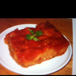 Tomato Pudding