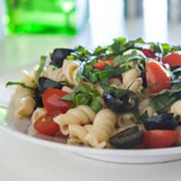 Tomato and Olive Rotini