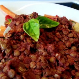 Tomato Lentil Dal Recipe
