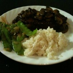 Top Sirloin Steak Teriyaki