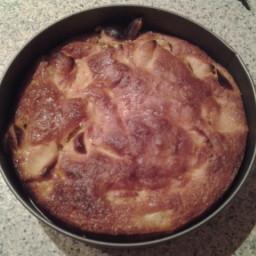Torta di mele (Italian Applecake)