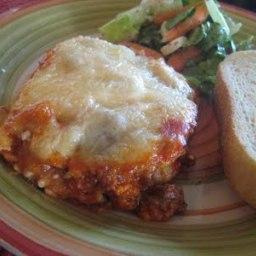 Tortellini Lasagna (italian, ground beef)* quick, casserole