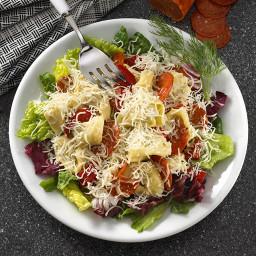 Tortellini Pepperoni Salad