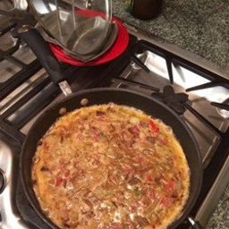 Tortilla Espanola (Spanish Tortilla)