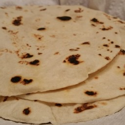 Tortillas, flour