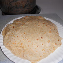 TORTILLAS, Mexican Whole Wheat Flour Tortillas