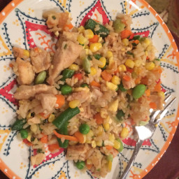 Trader Joes Chicken Fried Rice