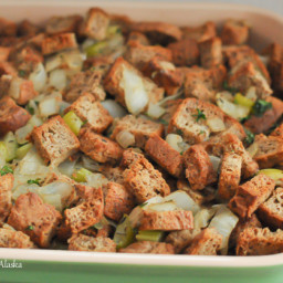 Traditional Stuffing with Parsley, Sage and Thyme