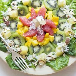 Tropical Detox Salad