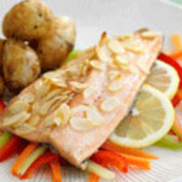 Trout Sauteed in Butter