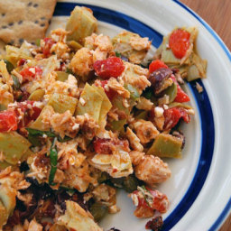 Tuna and Artichoke Salad