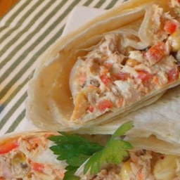 Tuna Fish Wraps