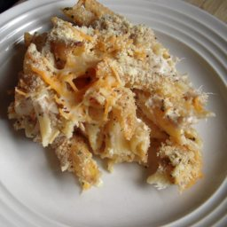 Tuna Noodle Casserole (by Marianne Stanco Leal)