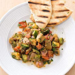 Tunisian-Style Grilled Vegetables (Mechouia)