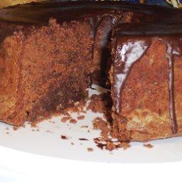 Tunnel of Fudge Cake - 1995 Version