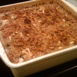 Turkey and Wildrice Casserole
