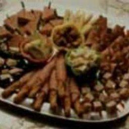 Turkey Antipasto Tray