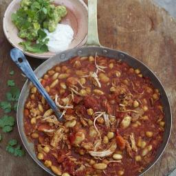 Turkey con chilli