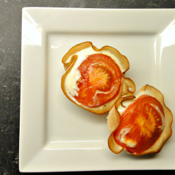 Turkey, Egg, and Tomato Cups (DailyBurn Ignite)