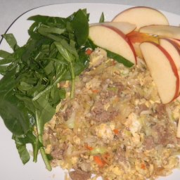 Turkey Fried Rice 17 day Diet C1