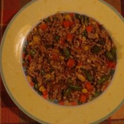 Turkey Fried Rice (Tallahassee Democrat)