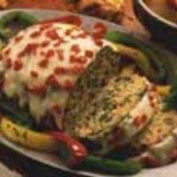 Turkey Spinach Loaf