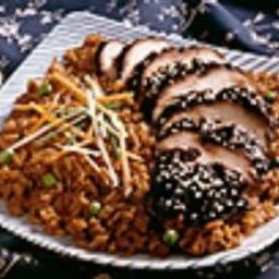 Turkey Teriyaki