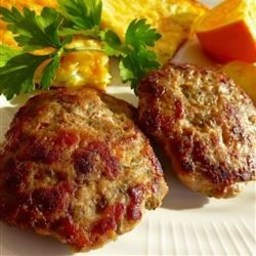 Turkey Breakfast Sausage