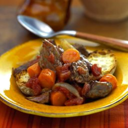 Tuscan Beef Stew