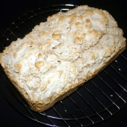 Two Ingredient Beer Bread