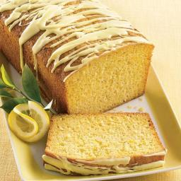 Ultimate Lemon Pound Cake