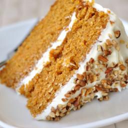 Unbelievable Carrot Cake