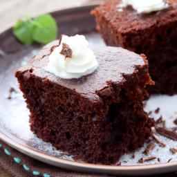 Uncle Norm's Devil's Food Cake