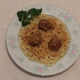 Uncle Oscars Swedish Meatballs