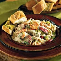 unpeeled, medium-size fresh shrimp
