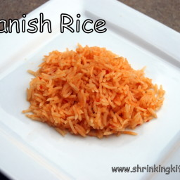 The Best Spanish Rice Ever