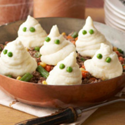 Scary Skillet Shepherd's Pie