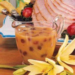 Raisin Sauce for Ham Recipe