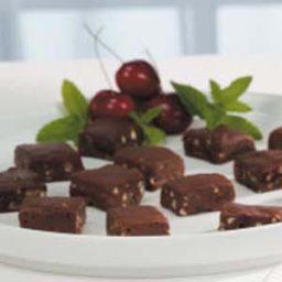 Almond Cherry Fudge