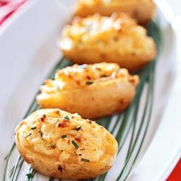 Grace's Twice Baked Potatoes