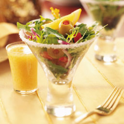Spectacular Dirty Martini Salad