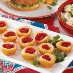 Easy Cherry Tarts 2