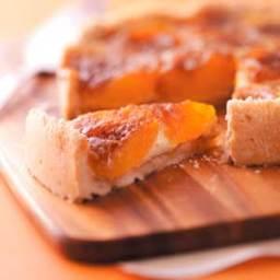 Cinnamon Peach Kuchen